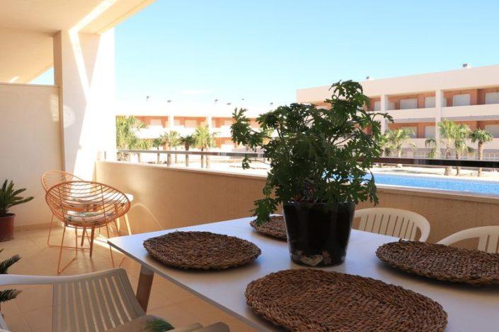 Appartement in Gran Alacant, Alicante, Spanje