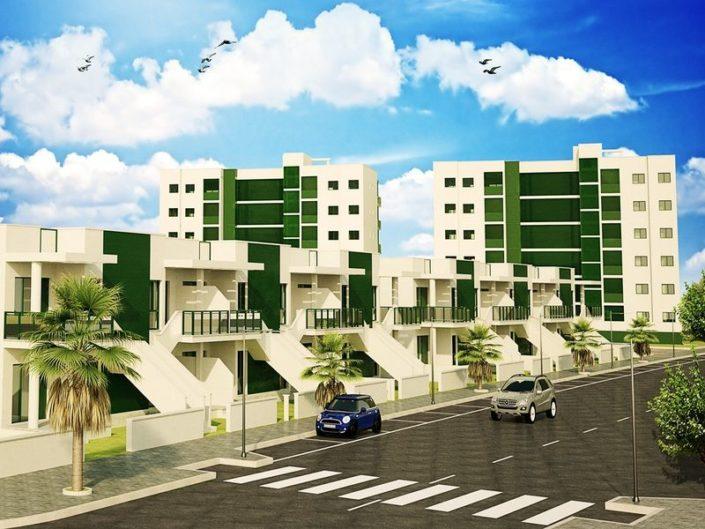 Appartement te koop in Mil Palmeras, Costa Blanca Zuid, Spanje