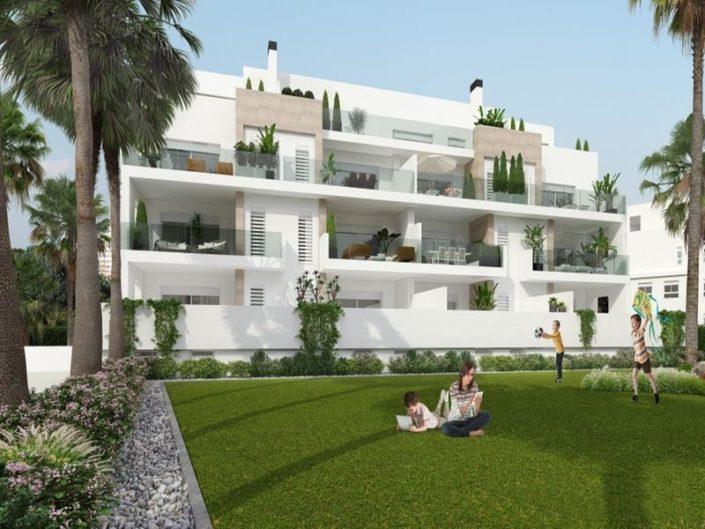 Penthouse in Villamartin, Costa Blanca, Spanje